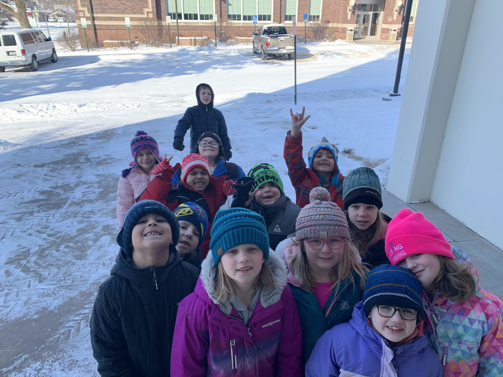 First Graders trip to the Planetarium