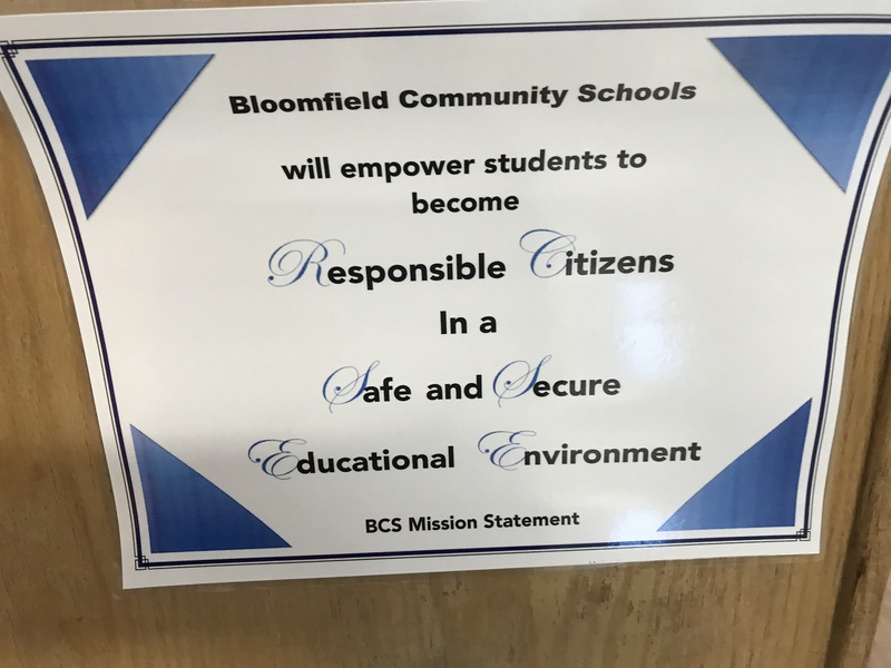 BCS Mission and Goal Statement